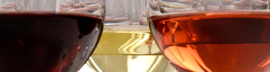 Types de vins